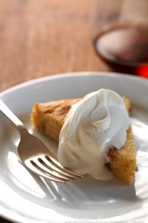 Quince Polenta Cake-000027