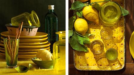 Yellow-Still Lifes